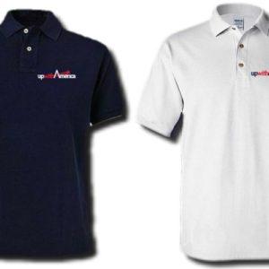 UpWithAmerica Polo Shirt